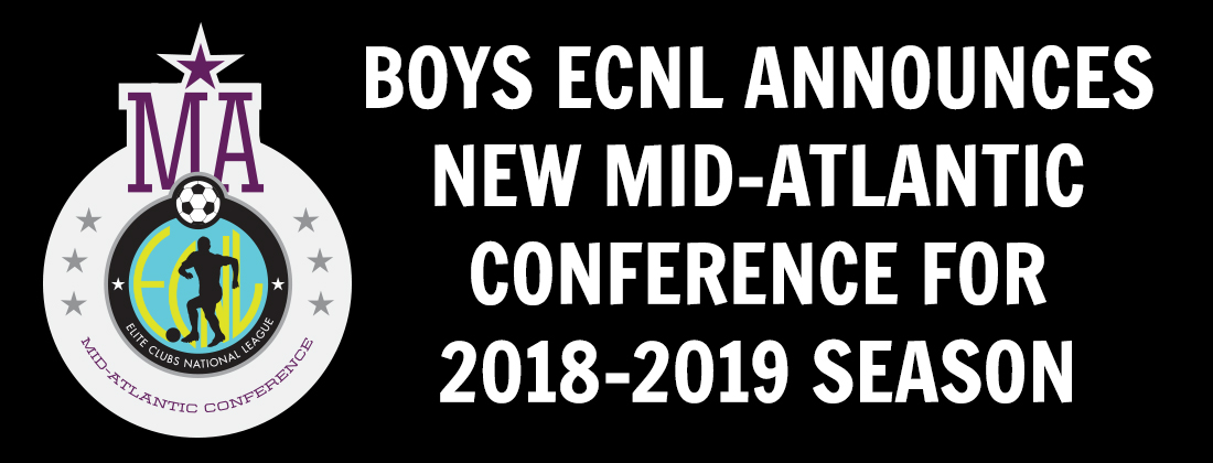Boys ECNL Announces Expansion