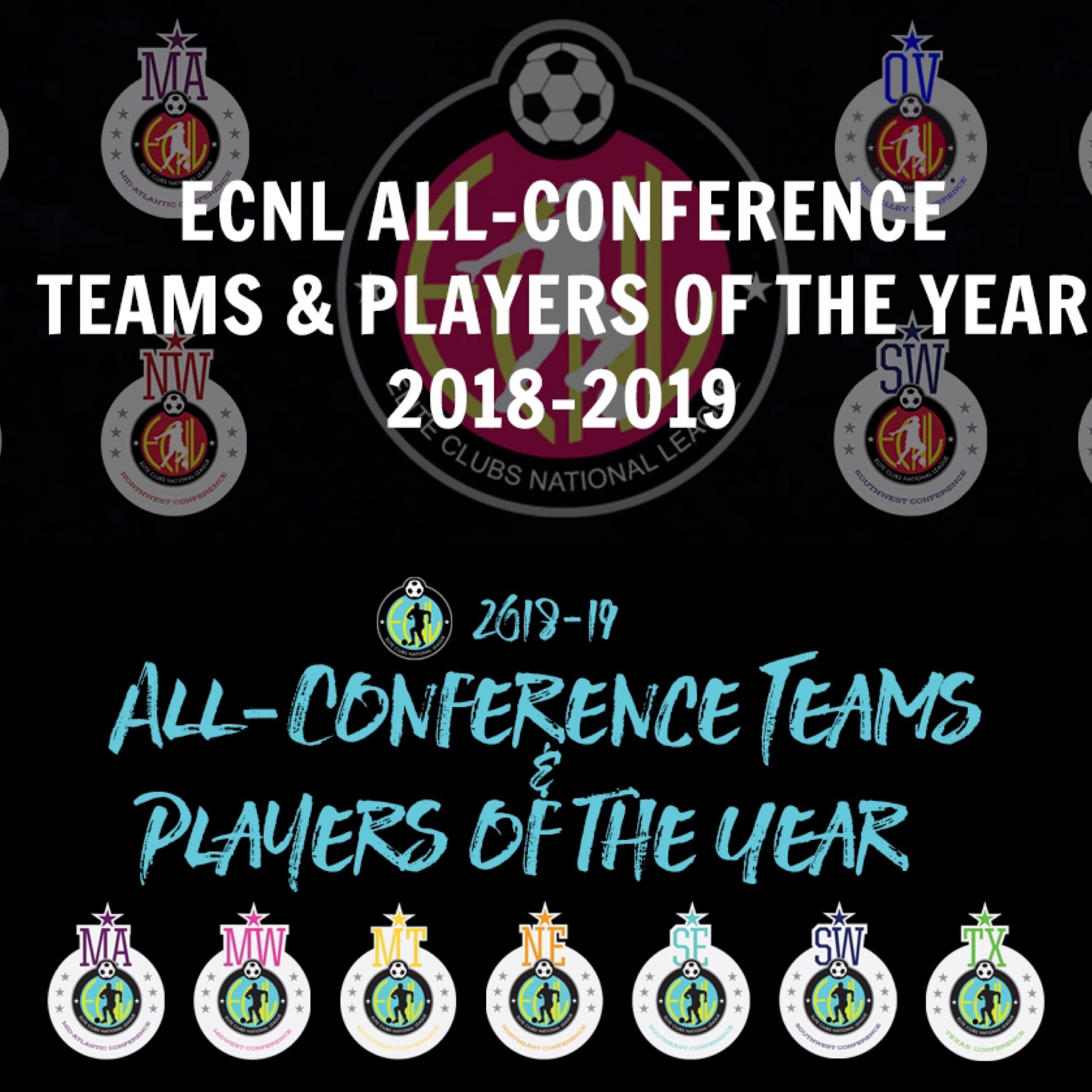 ECNL Players Earn National Recognition