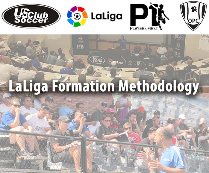 Coach Symposium and LaLiga Formation Methodology Coaching Course Jan 12-14, 2018