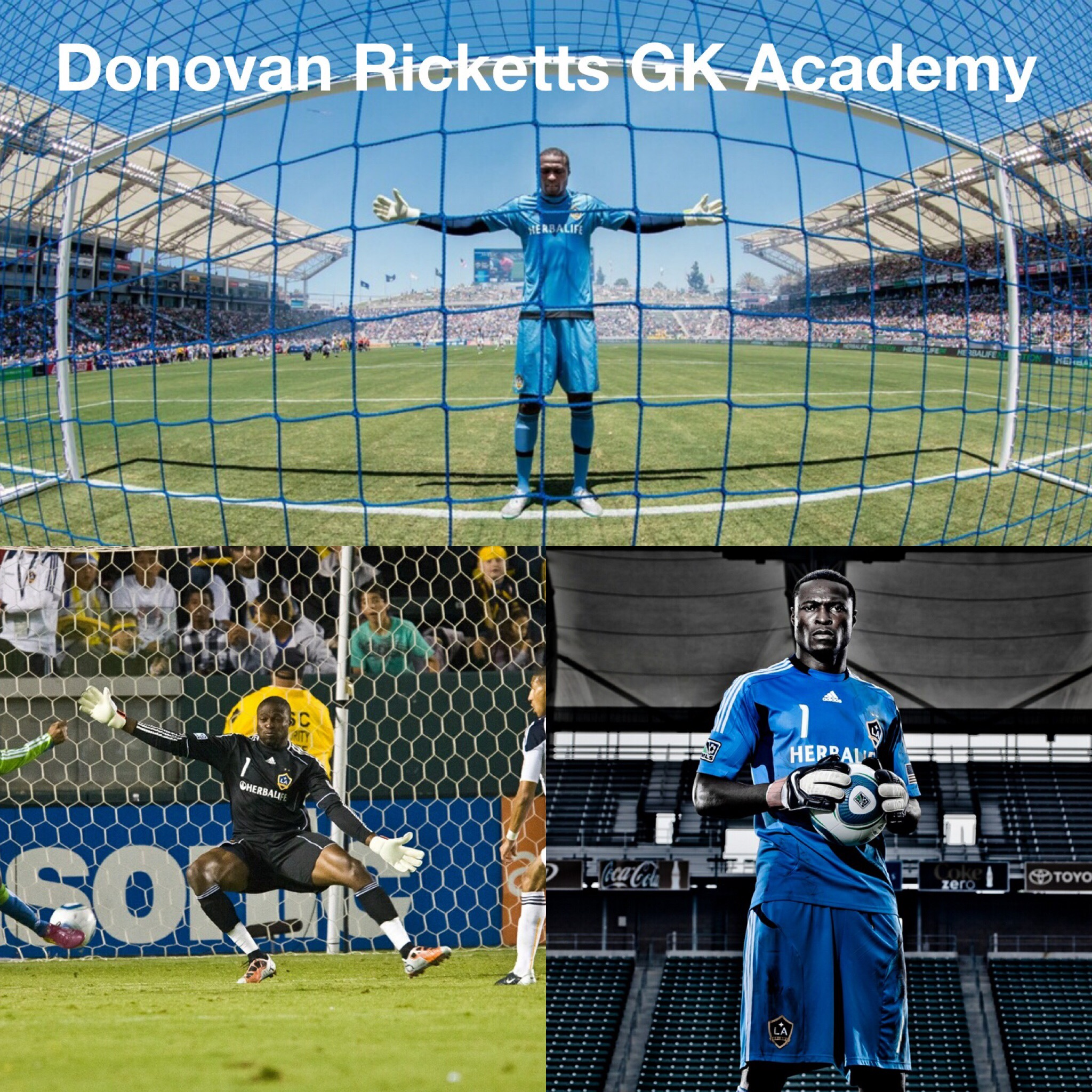 Donovan Ricketts GoalKeeper Academy